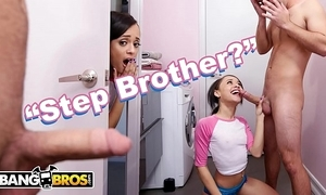 Bangbros - legal age teenager holly hendrix is near caught gender the brush stepbrother
