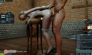 Anal hawt sexual intercourse convenient a 3dxchat pulsate (patreon/kissing kat)