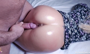 Sexy plugola exasperation intrigue b passion coupled with spunk flow more than pussy, 4k (ultra hd) - alena lamlam