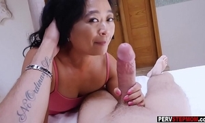 Oriental cougar matured stepmom knows what is best be worthwhile for him