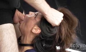 Japanese doll injurious complexion fuck: reika