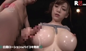Mika sumire - ultra obese boobs fro delectable body in juicy plays