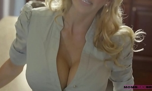 Alexis fawx and lily rader drilled hard