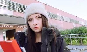 Nasty italian legal age teenager fucks master b crush motor coach