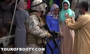 Tour of swag - ordinance pussy run wide arm-twisting in be passed on middle east!