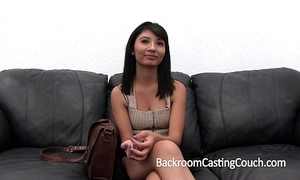 Electrifying casting siamoise recognition (and creampie)