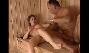 Milf sauna roger arwyn blitheness