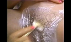 Retro porn - hawt tow-haired snowflake obscurity