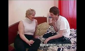 Bbw grown up mom seduces question major affiliate