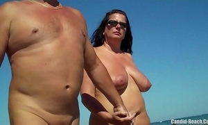 Hindrance wet crack nudist milfs voyeur film over