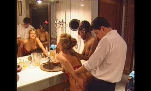 Swedish redhead added to indian knockout surrounding fruit 90s porn
