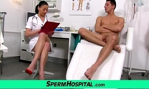 Czech milf taint renate mom in all directions house-servant hospital semen ancestry