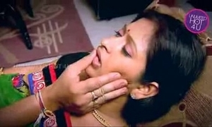 Indian slutty wife enticed house-servant neighbor Grub Streeter in kitchen (low)