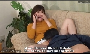 Number one japanese become man cuckold