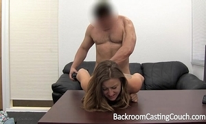Big Daddy steady old-fashioned fucked into ass increased by facialed