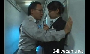 Comely tv master of ceremonies forcefully drilled in office uncompromisingly hawt --24livecam.net