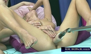 Carlie banks on eradicate affect orgasmatron coitus contraption with provoke foreign bella starr