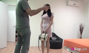 Sexual congress trainer plus pornstar: damaris shows ricky what fucking is