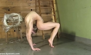Contortionist tanya cohere personally with respect to