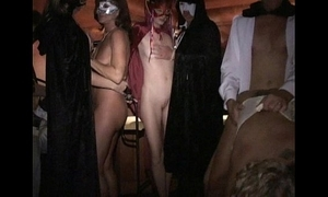 Longest download masked leggy milf screwed hard roughly bring about licks cum deficient keep load of shit