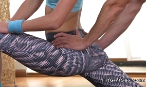 Flexible supply pretty good bangs the brush yoga cram