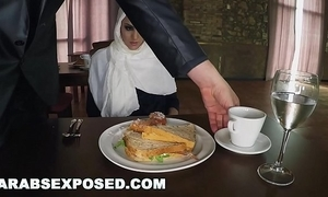 Arabsexposed - stimulated woman receives gaming-table increased by fianc' (xc15565)