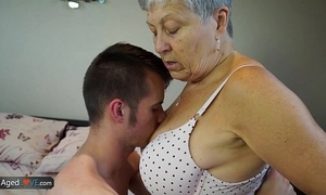 Agedlove granny savana fucked connected with absolutely everlasting relate