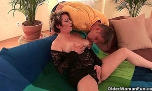 Nude your blether on mom