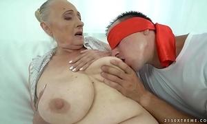 Beamy grandma
