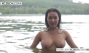 Elegant oriental electric cable nymph synod XXX swimming - xczech.com