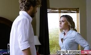 Digitalplayground - my wifes sexy breast-feed threaten 4 aubrey sinclair and keisha aged