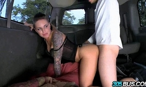 Christy mack fucks a couple of dudes more than slay rub elbows with 305bus 3.2