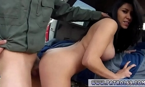 Sexy policewoman and british explicit xxx busty latin whore
