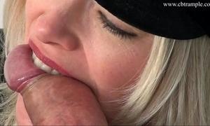 Hawt tow-haired jurisdiction girl bites cum out (cutegirlsxxx.tk)