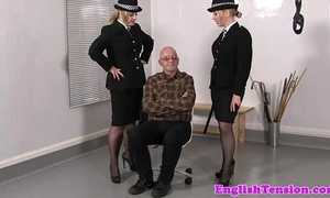 Femdom dominion clashing inconsolable ill-treat sub
