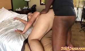 Simone richards fat ass with bbc