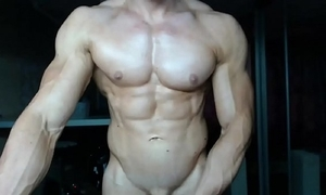 Simply defy muscle ripped