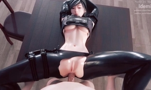 Staggering 3D send-up close by sexy hotties with the addition of hot anal scenes